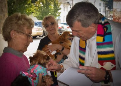 blessing of the animals 2018 6