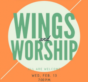 Wings and Worship @ Trinity Lutheran Church | Pottsville | Pennsylvania | United States