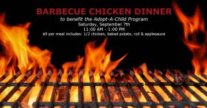 CHICKEN BBQ by Two Guys Chicken @ Trinity Lutheran Church | Pottsville | Pennsylvania | United States
