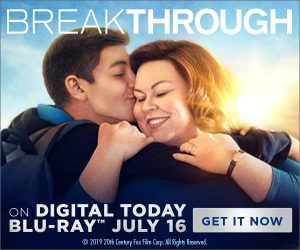 BREAKTHROUGH movie night @ Trinity Lutheran Church | Pottsville | Pennsylvania | United States