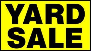 Yard Sale @ Trinity Lutheran Church | Pottsville | Pennsylvania | United States